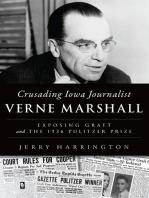 Crusading Iowa Journalist Verne Marshall