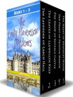 Emily Haversson Cozy Mystery Series