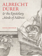 Albrecht Dürer and the Epistolary Mode of Address