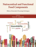 Nutraceutical and Functional Food Components