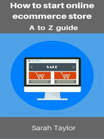 How to start online eCommerce store