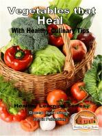 Vegetables that Heal