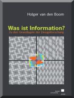 Was ist Information?