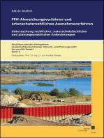 FFH-Abweichungsverfahren und artenschutzrechtliches Ausnahmeverfahren