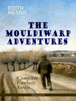 THE MOULDIWARP ADVENTURES – Complete Fantasy Series (Illustrated)