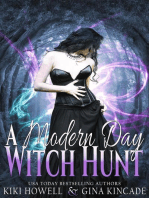 A Modern Day Witch Hunt