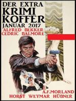 Der Extra Krimi-Koffer Januar 2017