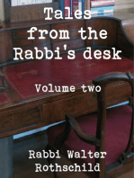 Tales from the Rabbi's Desk - Volume Two