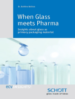 When Glass meets Pharma: Insights about glass as primary packaging material