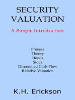 Security Valuation
