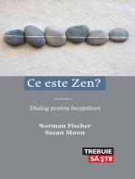 Ce este Zen? Dialog pentru începători