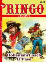 Ringo 3 Romane Nr. 19 – Western