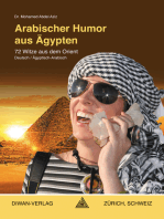 Arabischer Humor aus Ägypten, Ägyptisch-Arabisch
