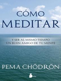 Cómo meditar: Llegando  a ser un buen amigo de tu mente