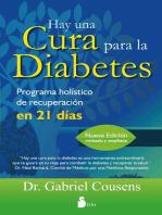 Hay una cura para la diabetes: Programa holistico de recuperación en 21 días