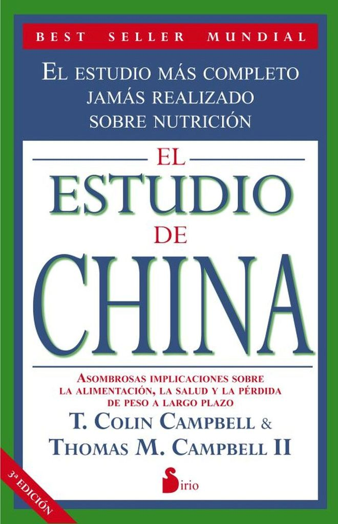 china estudio dieta desacreditar