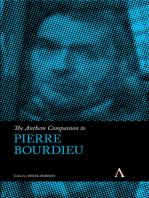 The Anthem Companion to Pierre Bourdieu