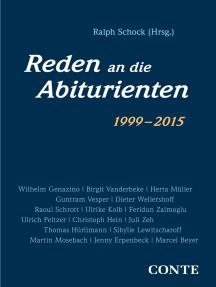 Reden an die Abiturienten (1999-2015)