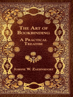 The Art of Bookbinding - A Practical Treatise