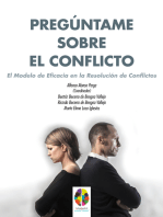 Pregúntame sobre el Conflicto: El Modelo de Eficacia en la Resolución de Conflictos