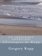 Un Immigrant Américain