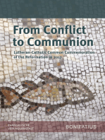 From Conflict to Communion – Including Common Prayer