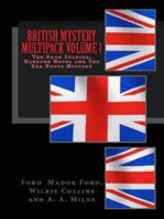 British Mystery Multipack Volume 1 - The Good Soldier, Haunted Hotel and The Red House Mystery