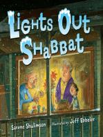Lights Out Shabbat