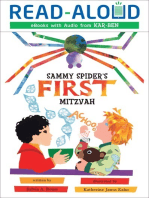 Sammy Spider's First Mitzvah