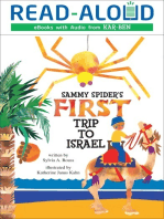 Sammy Spider's First Trip to Israel
