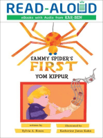 Sammy Spider's First Yom Kippur