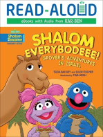 Shalom Everybodeee!