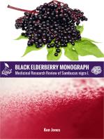 Black Elderberry Monograph
