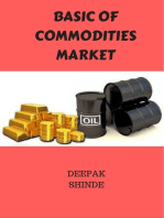 Basic of commodities market