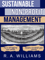 Sustainable Non-Profit Management