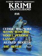 Krimi Doppelband #18