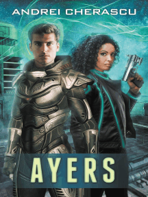 Ayers: The Mindguard Saga, #3