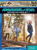Adventurers with Jesus