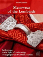 Menswear of the Lombards. Reflections in the light of archeology, iconography and written sources