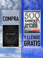 """Compra """"El Cruce"""" y llévate gratis """"500 Chistes para partirse el ajete"""""""