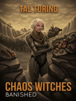 The Banished (Chaos Witches Volume Four)