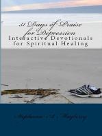 31 Days of Praise for Depression