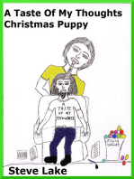 A Taste Of My Thoughts Christmas Puppy