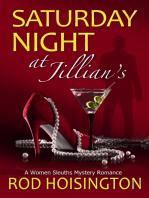 Saturday Night at Jillian's