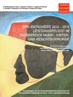 GPK-Entscheide 2010-2015
