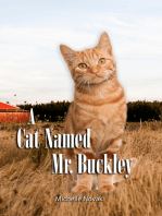 A Cat Named Mr. Buckley