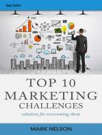 Top 10 Marketing Challenges