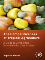 The Competitiveness of Tropical Agriculture