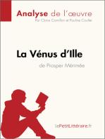 La Vénus d'Ille de Prosper Mérimée (Analyse de l'oeuvre)