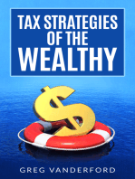 Tax Strategies of the Wealthy